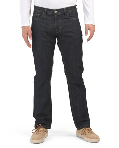 559 Relaxed Straight Jeans