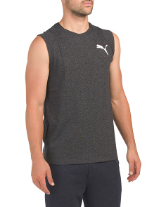 Finish Line Sleeveless Tee