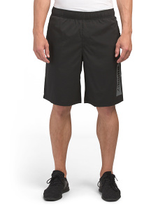 Woven Essential Block Shorts