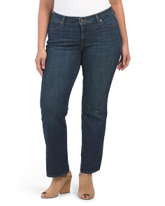 Plus Classic Bootcut Everyday Jeans