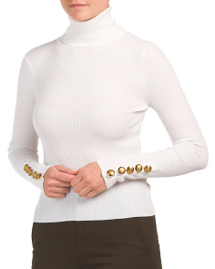 Merino Wool Blend Desi Sweater