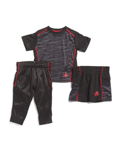 Infant Boys 3pc Active Set