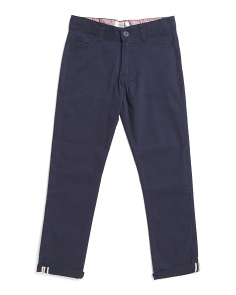 Little Boys Chino Pants