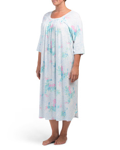 Long Sleeve Cottonessa Sleep Gown