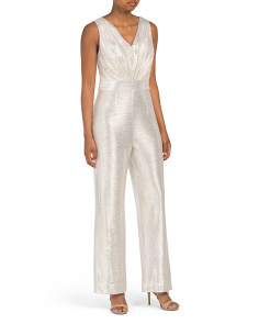 Liquid Knit Jumpsuit