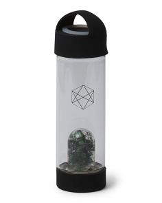 Vitality Crystals Water Bottle