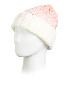 Canyon Ombre Knit Beanie