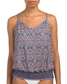 Dream Weaver Justina Tankini Top