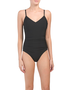 Made In Usa Mikkimio One-piece Swimsuit
