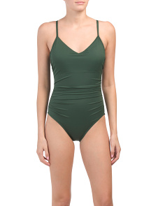 Made In Usa Mikki Mio One-piece Swimsuit