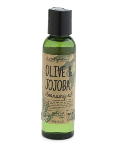 4oz Olive & Jojoba Facial Cleansing Oil