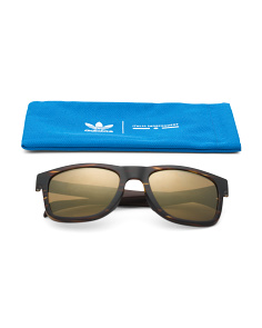 53mm Rectangle Designer Sunglasses