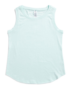 Big Girls Sleeveless Top