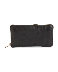 Vachetta Leather Wallet