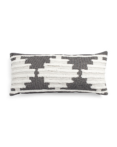 16x34 Titan Textured Pillow