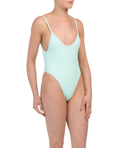 Made In Usa Yasmeen One-piece Swimsuit