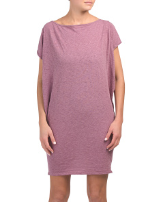 Made In Usa Isla Tunic Dress