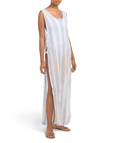 Tradewinds Cover-up Dress