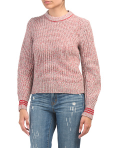 Cheryl Crew Neck Sweater