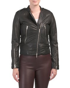 Lyon Leather Jacket