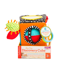 Big Top Discovery Cube