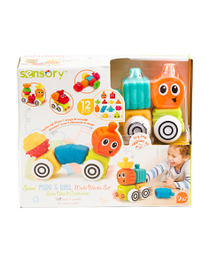Senso Plug And Roll Multi Blocks Set