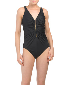 Tummy Control One-piece Zoe Swimsuit