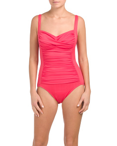 Tummy Control Averi One-piece Swimsuit