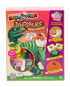 Know Your Dinosaurs Activity Kit