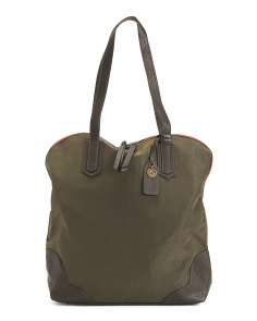 Sure Thing Tote With Padded Laptop Sleeve