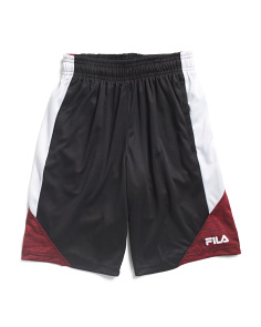Big Boys Space Dye Performance Shorts