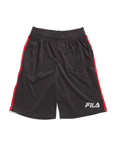 Big Boys Bubble Sphere Mesh Shorts