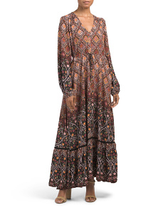 Juniors Chandra Maxi Dress