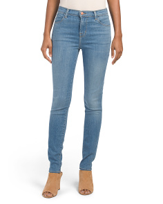 Made In Usa Maria High Rise Skinny Jeans