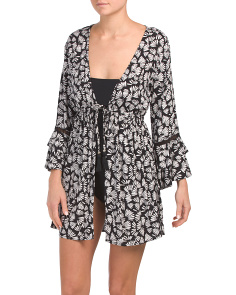 Long Sleeve Cover-up