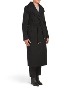 Alice Wool Blend Walker Coat