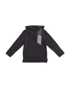 Boys Threadborne Half Zip Hoodie