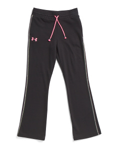 Girls Terry Track Pants