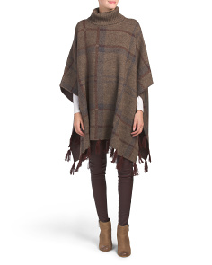Nebit Sweater Cape