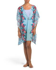 Made In The Shade Floral Caftan