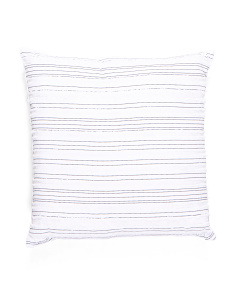 2pk Sunset Clip Euro Pillows