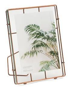 8x10 Iron Float Frame