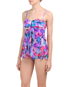 Poises Tummy Control One-piece Swimsuit