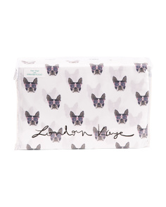 Sunglass Frenchie Sheet Set