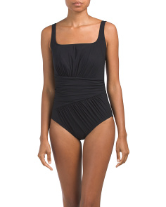 Vista One-piece Swimsuit