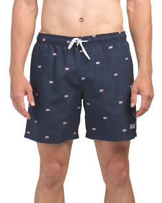 754bd70171 Premium Embroidered Sano Swim Shorts ...