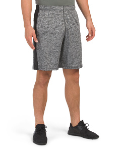 Striated Training Shorts