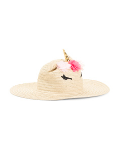 Unicorn Floppy Hat