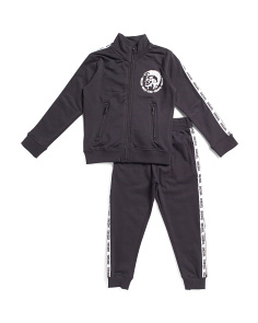 Little Boys 2pc Jacket And Pant Set