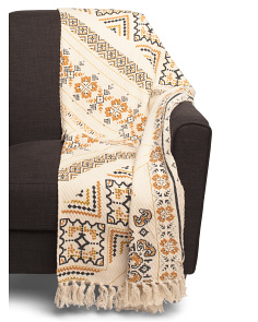 Boho Global Throw